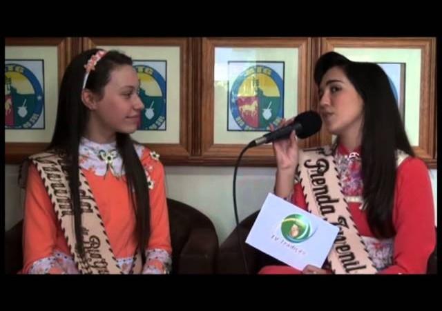 Entrevista - Anna Maria Soccol - 1ª Prenda Mirim do RS