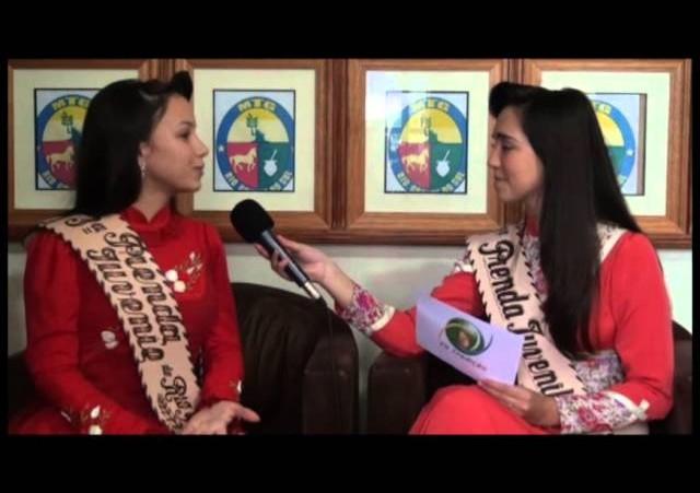 Entrevista - Letiane Labandeira Munhoz - 3ª Prenda Juvenil do RS