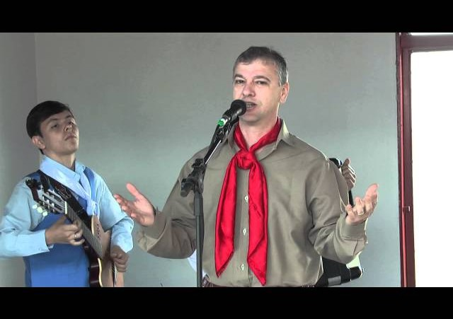 12º FENART - Declamação Peão Veterano - Clair José Marafon