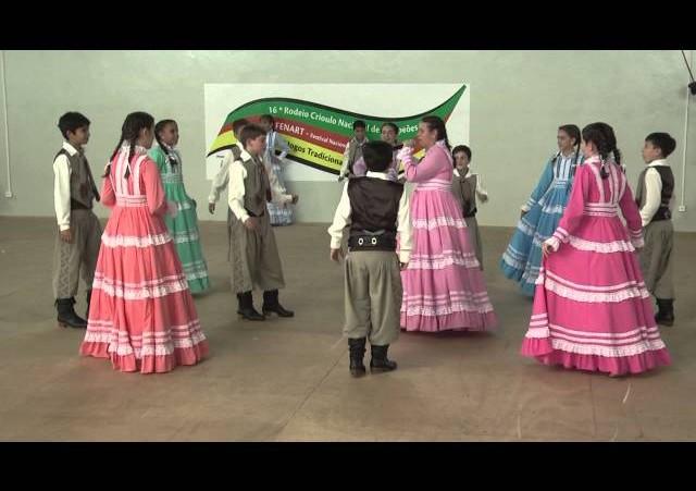 12º FENART - Danças Tradicionais - CTG Querência Formosa - Mirim