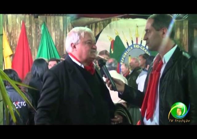 PRESIDENTE DA CITG - DORVILIO CALDERAN