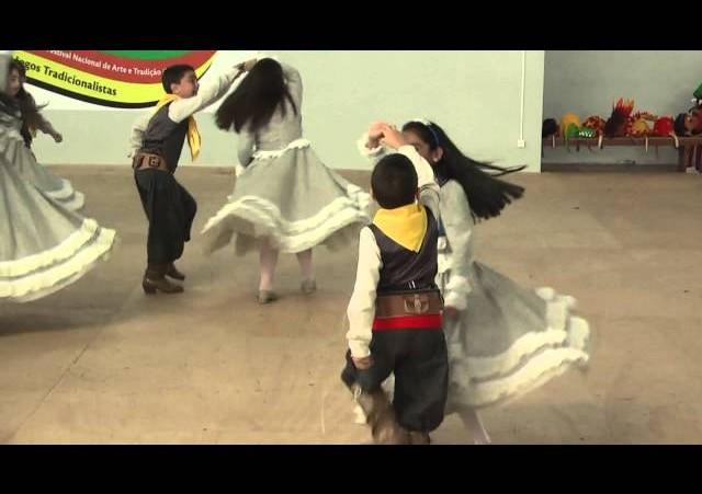 12º FENART - Danças Tradicionais - CTG Querência da Saudade - Mirim