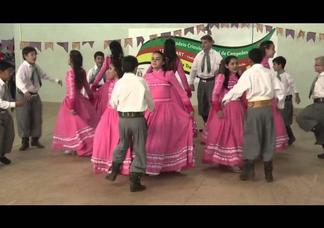 12º FENART - Danças Tradicionais - CTG Cultivando a Tradição - Mirim