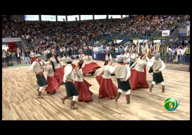 Enart 2012 - CTG Vaqueanos da Tradição