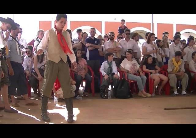 12º FENART - Chula - Luccas X Endyel