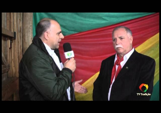 Jantar dos destaques da 11ª RT   entrevista Ademir Antônio Pressoto