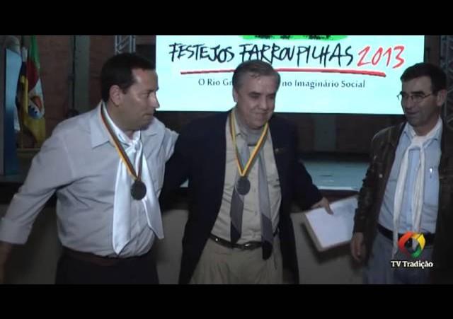 Festejos Farroupilhas 2013 - Cerimônia de Premiação