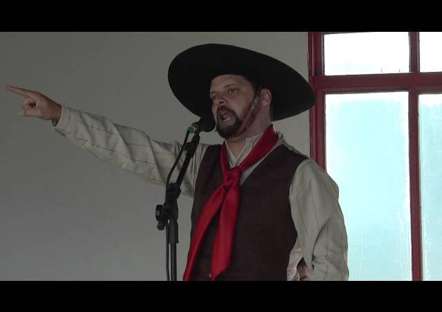 12º Fenart - Declamação - Carlos