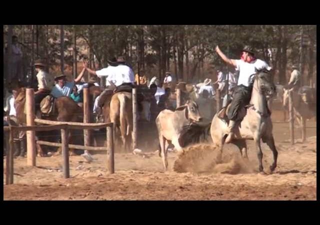 16º Rodeio Nacional - Laço Equipe Peão