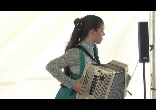 12º Fenart - Gaita de Botão mais de 8 Baixos - Maryanne
