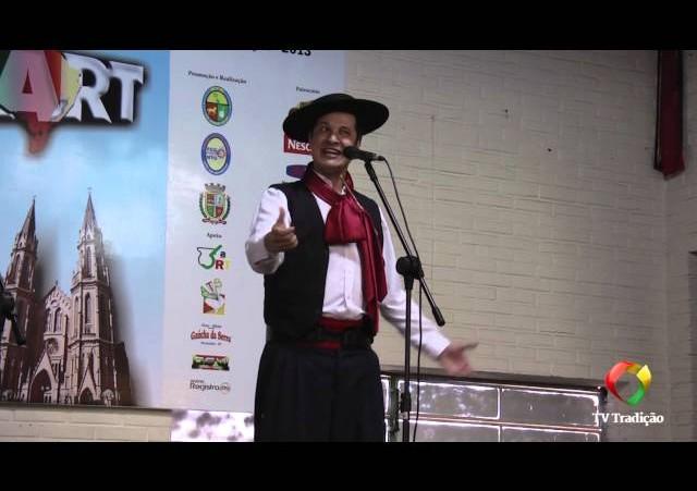 Enart 2013 - Declamação Masculina - Samuel - Domingo