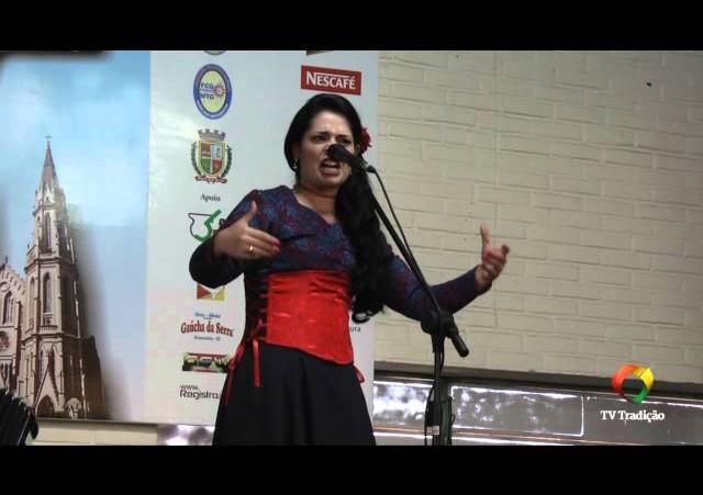 Enart 2013 - Declamação Feminina - Priscila - Domingo