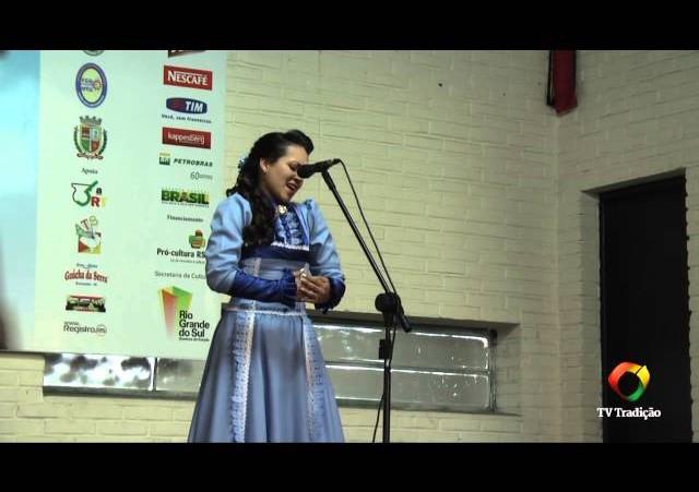 Enart 2013 - Declamação Feminina - Aline - Sábado