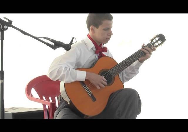 12º Fenart - Violão - Samuel