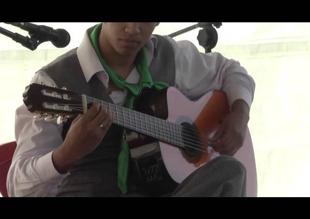 12º Fenart - Violão - Marcos