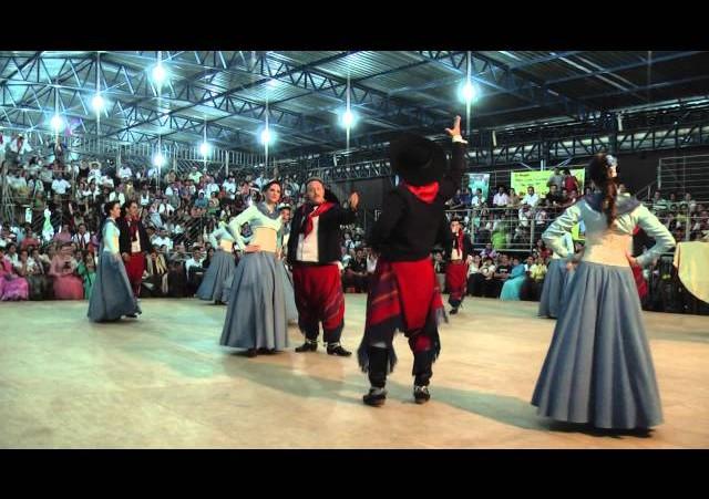 12º Fenart - CTG Farroupilha - Domingo