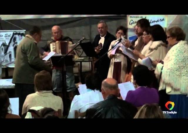 Acendimento da Chama Crioula 2013 - Missa Crioula