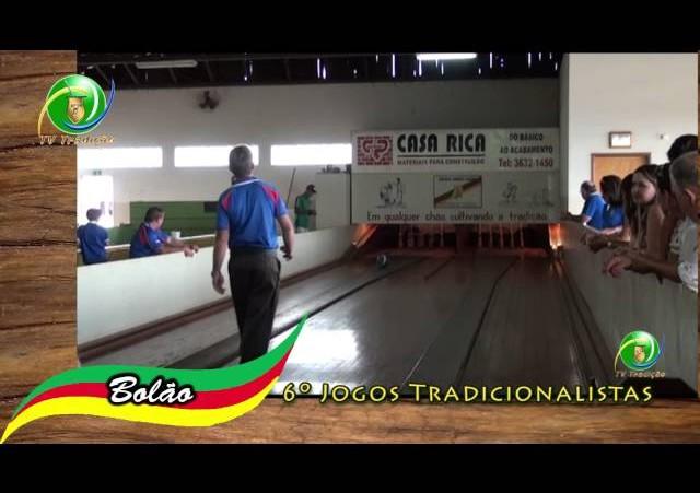 6º Jogos Tradicionalistas - Geral