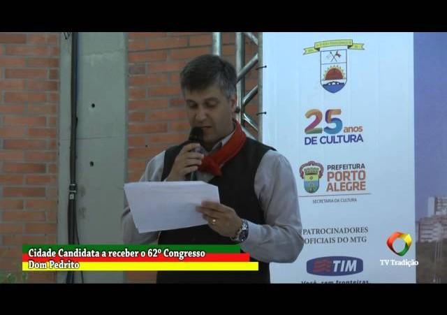 61º Congresso Tradicionalista Gaúcho - Proposição nº 27