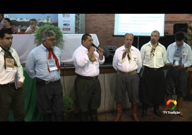 61º Congresso Tradicionalista Gaúcho - Período de Comunicação - Chuí