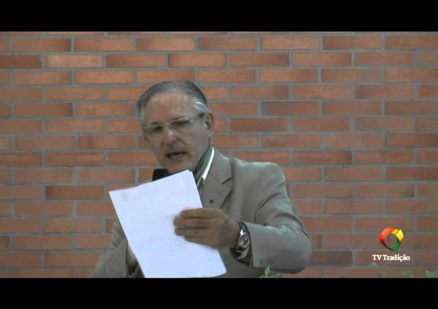 61º Congresso Tradicionalista Gaúcho - Homologação da Eleição