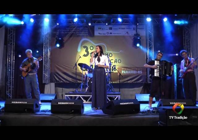 3º Moinho da Canção Gaúcha - Quando a Saudade Vira Tormenta