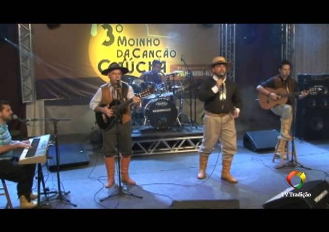 3º Moinho da Canção Gaúcha - Benedito
