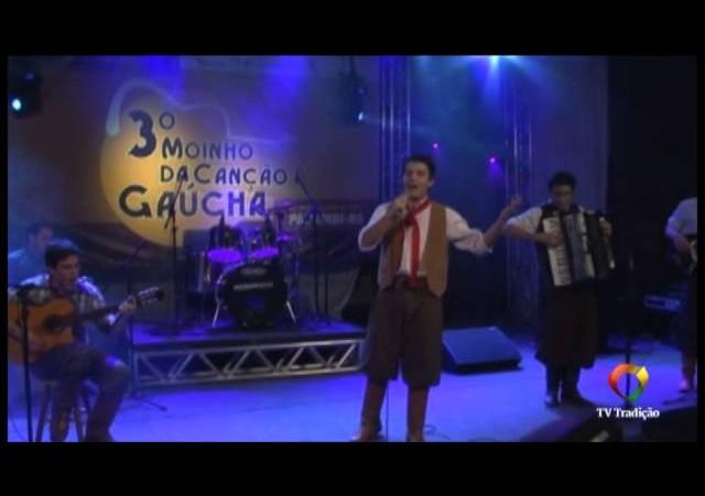3º Moinho da Canção Gaúcha - Defesa dos Mananciais