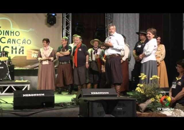 3º Moinho da Canção Gaúcha - Resultado