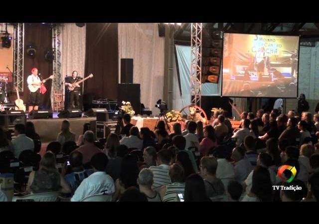 3º Moinho da Canção Gaúcha - Show Marcello Caminha