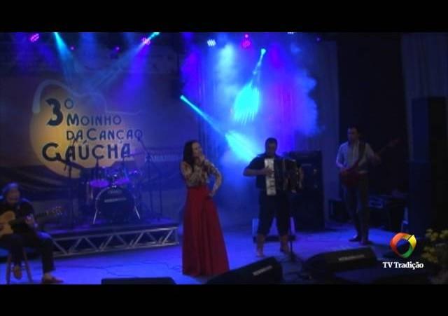 3º Moinho da Canção Gaúcha - Cortinas