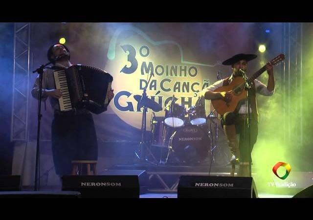 3º Moinho da Canção Gaúcha - O Pampa é Campo Nativo