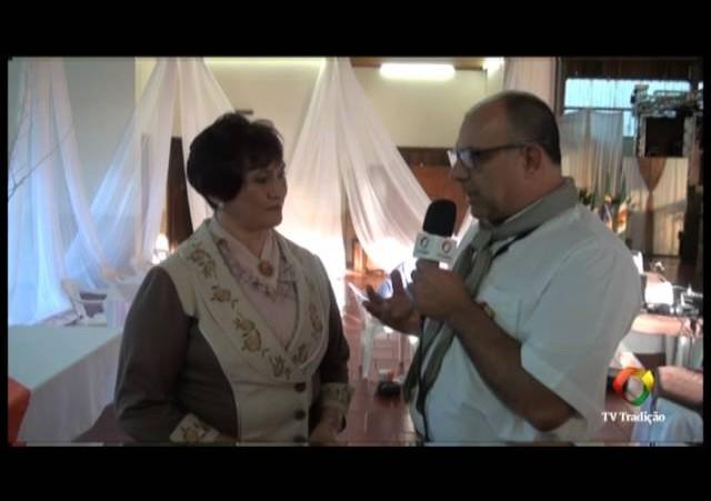 3º Moinho da Canção Gaúcha - Entrevista - Elenir Winck
