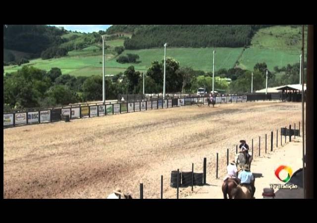 XXIV Rodeio Estadual de Paraí - Tiro de laço