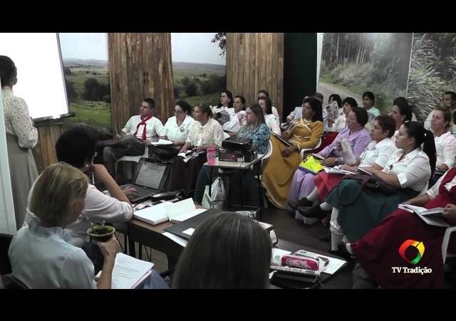 Reunião geral do MTG   Diretoras de Cultura
