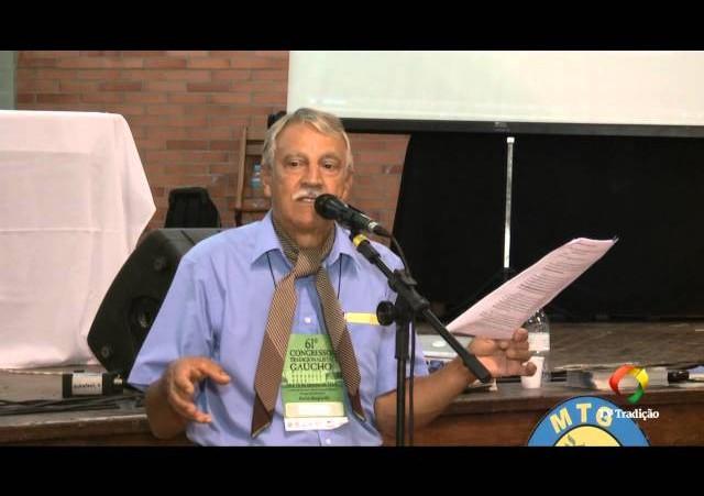 61º Congresso Tradicionalista Gaúcho - Proposição nº 3