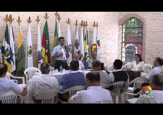 Reunião geral do MTG   Relação entre MTG e CBTG em 2014