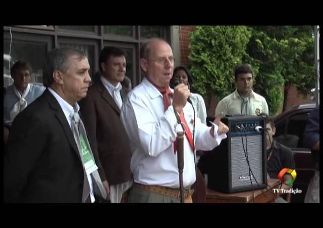 61º Congresso Tradicionalista Gaúcho - Cavalgada