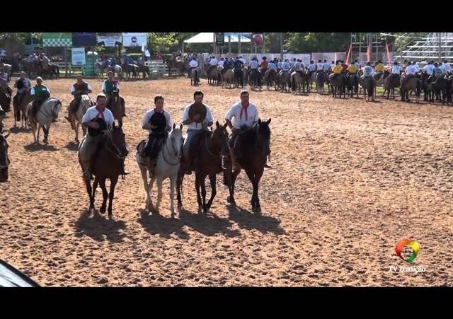 20º Rodeio Internacional do Conesul - Abertura - Sexta