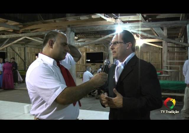 Posse do Presidente da ORCAV-RS - Entrevista com Airto Glademir Toniazzo Timm