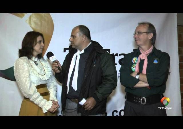 26º Entrevero - Entrevista - Erimar e Dinara Ehlert