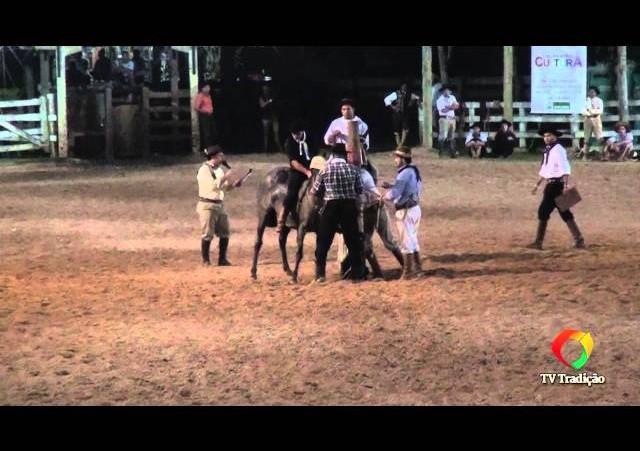 20º Rodeio do Conesul - Gineteada - Artur Padilha