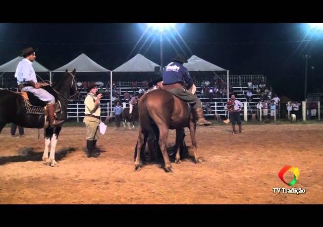 20º Rodeio do Conesul - Gineteada - Darci Renato Petim