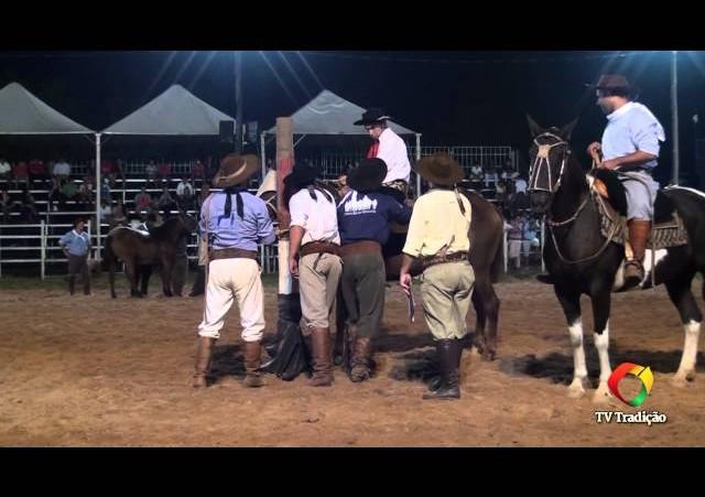 20º Rodeio do Conesul - Gineteada - Rafael Safon