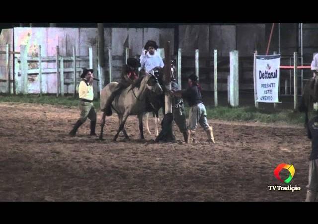20º Rodeio do Conesul - Gineteada - Diogo da Silva