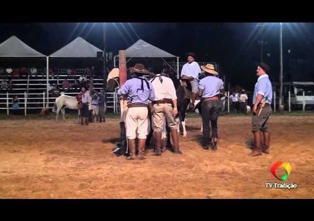 20º Rodeio do Conesul - Gineteada - Ronaldo Silva