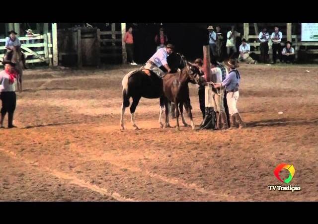 20º Rodeio do Conesul - Gineteada Modalidade Pelo - Juliano Rocha 02