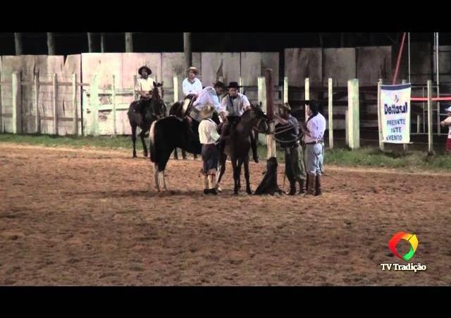 20º Rodeio do Conesul - Gineteada Modalidade Gurupa - Leonardo Frazão