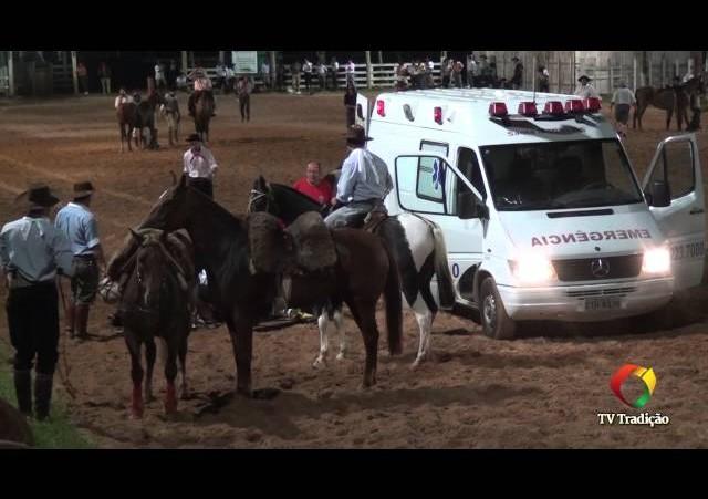 20º Rodeio do Conesul - Gineteada Modalidade Gurupa - Juan Silveira