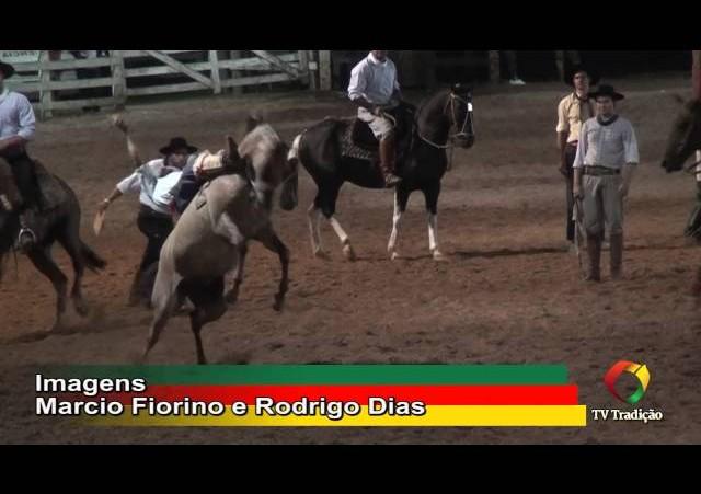 20º Rodeio do Conesul - Gineteada Modalidade Gurupa - Mica Lopes